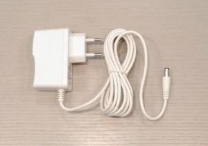 12 Volt Steckernetzteil weiß mit 2 Meter Kabel für Bayernlüfter (12 Volt Steckernetzteil: Aufpreis beim Kauf eines neuen Gerätes)