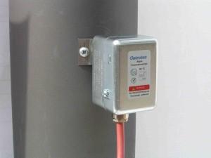 Rauchgas-Thermostat für raumluftabhängige Kaminöfen