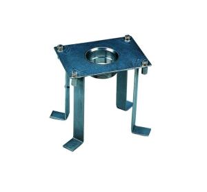 Betoneinbauteil für die Druckseite von Wasserattraktionen (Betoneinbauteil Druckseite für Betonbecken: Rechteckig 197 x 142 mm)