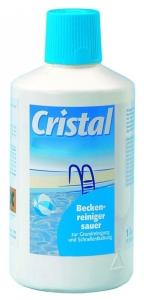 Cristal Beckenreiniger sauer, 1 l