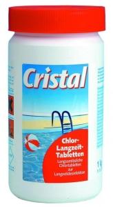 Cristal Chlor-Langzeit-Tabletten, 1 kg