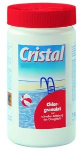 Cristal Chlorgranulat, 1 kg