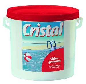 Cristal Chlorgranulat, 5 kg