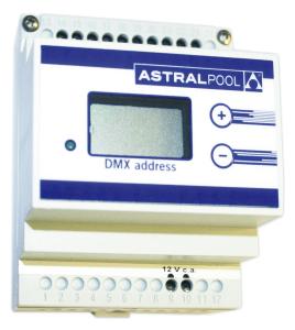 DMX Modul für LumiPlus