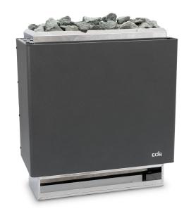 Finnischer Saunaofen P1+ von EOS (Standausführung) (P1+ (Standausführung): Leistung 10,5 kW, Kabinengröße 12 - 16 m³)