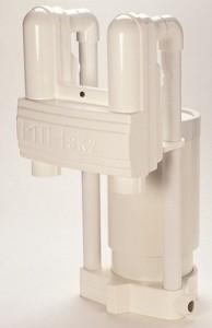 Einhängeskimmer Set komplett mit Filterinnenteil (Schwimm-Skimmer Set mit Filterinnenteil: Filterinnenteil kpl. (Ersatzteil))