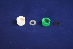 Entleerungsstopfen für Hayward-Filter S200 (Farbe: weiß)