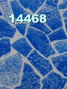 Innenhüllen von Future Pool, Sonderanfertigungen (Sonderanfertigungen! Preis per m²: adriablau, 0,6 mm)