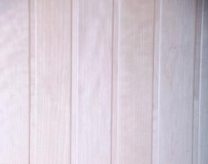 Außenverkleidung Espe 16 mm (Außenverkleidung Espe, Aufpreis: je m² Außenfläche)