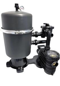 Filteranlage FP mit Pumpe Bettar (Filteranlage FP mit Speck Bettar: FP 400/10 B mit Bettar 8)