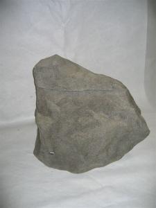 Filterabdeckung in Granit-Felsenoptik / 320 mm