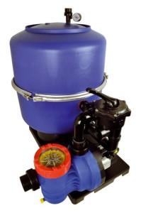Filteranlage FP400 mit Pumpe i-Plus 70