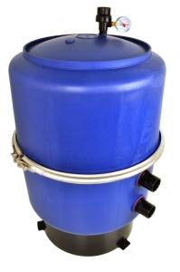 Ersatzteile für Filterkessel Serie FP 500 (Filterkessel FP 500 : O-Ring Silikon für Filterdurchgang FP + VA 400 - 600)