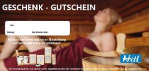 Geschenk-Gutschein (Gutschein-Wert: 10 EUR Gutscheinwert)