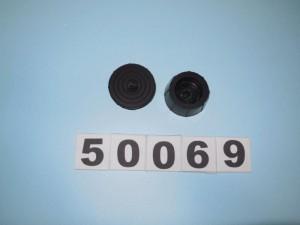 Gummipuffer für Leiterholm ø 43 mm