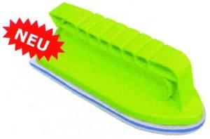 Handbürste mit Magic Schaumstoffpad für die Pool-Reinigung