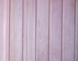 Außenverkleidung Hemlock 16mm (Außenverkleidung Hemlock, Aufpreis: je m² Außenfläche)