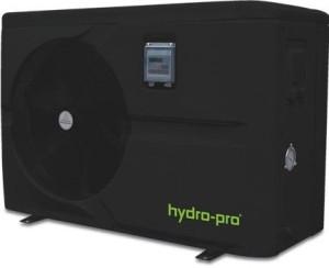 Hydro-Pro, die Wärmepumpe von bevo, Horizontaler Ventilator (Größe: Hydro-Pro 5)