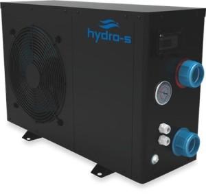 Hydro-S, die Wärmepumpe von bevo (Größe: Hydro-S 3 bis max. Poolvolumen 15 m³)