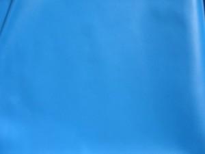 Ersatzinnenhülle Halbovalbecken, adriablau, 0,8 mm mit Keilbiese (Folie 0,8 mm: 700 x 350 x 150 cm tief)