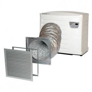 Indoor Umbausatz für die Wärmepumpe Powerfirst Premium von Zodiac