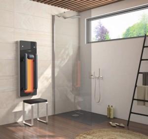Infrarotpaneel Palma zum Nachrüsten für die Dusche