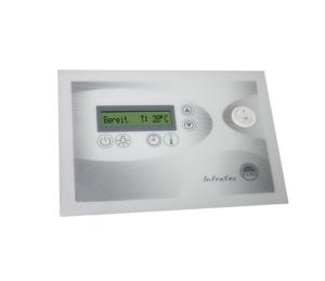 Infratec Classic, Infrarotsteuergerät von EOS (Infratec Classic: ohne Kabelsatz, Temperaturfühler inklusive)
