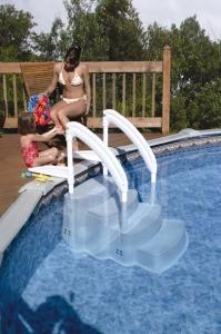 Einstelltreppe für Schwimmbäder