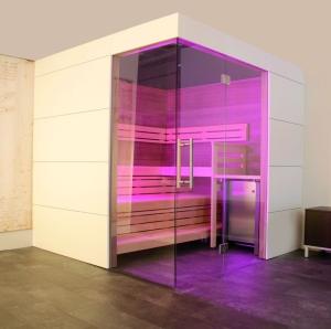 LED-Farblichtsystem, für alle Arend Saunamodelle (LED-Farblichtsystem: für Perfekt, Excellent, Taru und Talva)