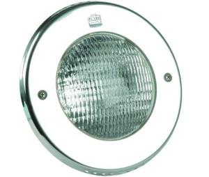 Scheinwerfer 300 W/12 V mit V4A Blende