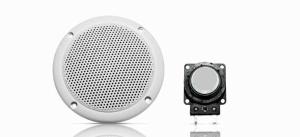 Lautsprecher und Resonanzkörper E4S (Zubehör Bluetooth Soundsystem: Lautsprecher weiß 20 W (Ø 132 x 41 mm))