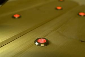 Lightspots für die Saunabeleuchtung