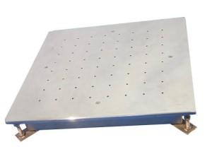 Massageplatte Quadrat