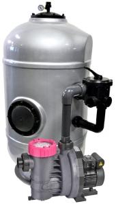 Filteranlage MS Exclusiv von Infinity, mit Speck Pumpe i-star (Filteranlage MS Exclusiv: MS 610/i-star 17)