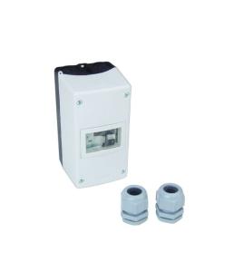 Manueller Schaltkasten für Wasserattraktionen (Schaltkasten manuell: 1,1 kW, 400 V)