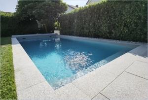Beckenrandsteine Modena  Einzelsteine für den Pool (Beckenrandsteine Modena: Gerader Stein 1000 x 290 x 30 mm Farbe baltic light grey)