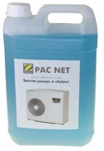 Reinigungsmittel PSA Net für Wärmepumpen von Zodiac