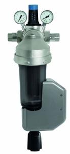 permaster black automatik Filter-Druckminderer Kombination von perma-trade (permaster black automatik Filter Druckminderer-Kombination von perma-trade: PT-HWS 25A)