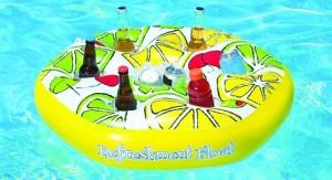Poolbar Lemon für Ihre Getränke im Pool