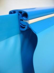 Klemmprofil für die Winterabdeckung Pro Tect, als Ersatzteil