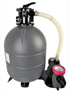 Filteranlage ProAqua TC mit Pumpe Time Control (Filteranlage Pro Aqua: ProAqua TC 400 mit Time Control 80)
