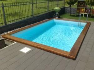 Bausätze für Power S Becken von Future Pool, Folie sand (Power S Bausätze, Innehülle in sand: Rechteckbecken, 600 x 300 cm)