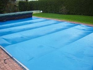 Rollschutz für Rechteckbecken, Future Pool