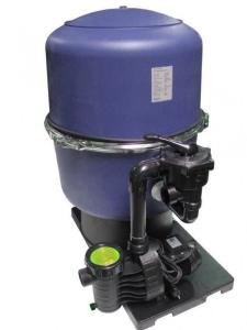 Filteranlage  SZG mit Pumpe AquaPlus (Filteranlage SZG mit Aqua Plus: SZG 40 mit AquaPlus 6)