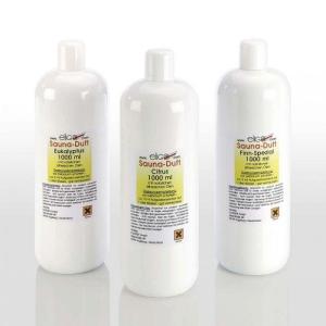 Sauna Aufgusskonzentrate 1000 ml, verschiedene Düfte (Saunaduft 1000 ml: Tanne)