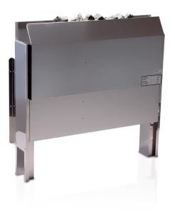 Finnischer Hinterwand-Saunaofen 46.U und 46.U Compact von EOS (46.U und 46.U Compact: Leistung 6,0 kW (Kabinengröße 6 - 8 m³))