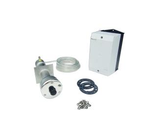 Schaltkasten-Set pneumatisch, für Wasserattraktionen (Schaltkasten-Set pneumatisch: 0,45 kW, 400 V für Betonbecken)