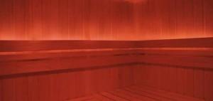 Smartline 85 LED-Beleuchtung  für Sauna und Dampfbad