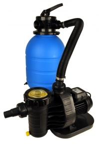 Filteranlage TM 320 mit AquaPlus 4 und 6-Wege-Ventil