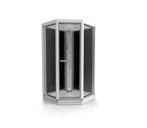 Dampfdusche Impression i110 Corner, Spa-Anlage auf kleinstem Raum